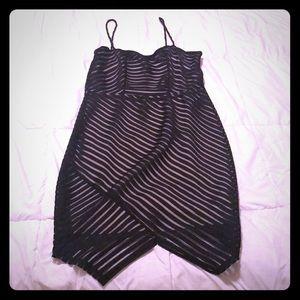 Black Charlotte Russe Dress Brand New